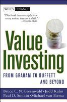 Value Investing PDF