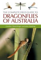 The Complete Field Guide to Dragonflies of Australia PDF