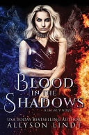 Blood in the Shadows Book