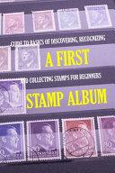A First Stamp Album