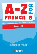 A-Z for French B