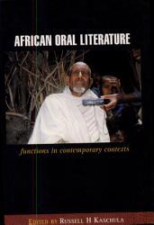 African Oral Literature Book PDF