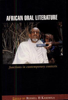 African Oral Literature PDF