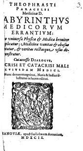 Labyrinthus Medicorum Errantium