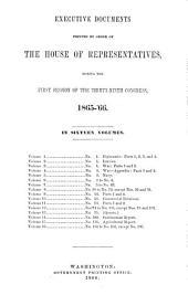 House Documents: Volume 12; Volume 226