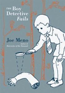 The Boy Detective Fails Book
