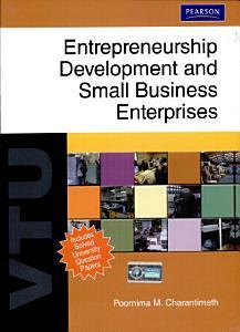 Entrepreneurship Development and Small Business Enterprise  For VTU PDF