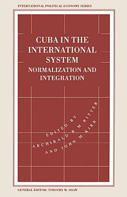 Cuba in the International System PDF