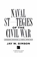 Naval Strategies of the Civil War PDF