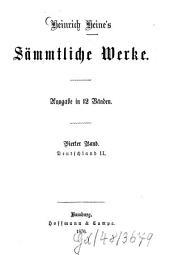 Sämmtliche Werke: Volume 4
