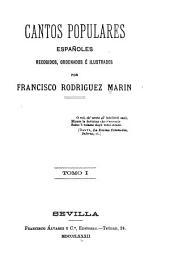 Cantos populares españoles: Volúmenes 1-2