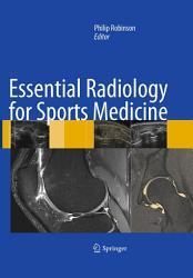 Essential Radiology For Sports Medicine Book PDF