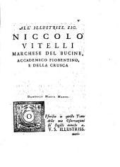 Osservazioni istoriche di Domenico Maria Manni... sopra in sigilli antichi de'secoli bassi: tomo undecimo, Volume 10