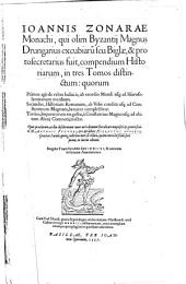 Compendium historiarum in tres tomes distinctum