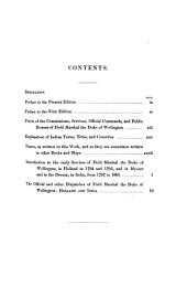 The Dispatches of Field Marshal the Duke of Wellington, During His Various Campaigns in India, Denmark, Portugal, Spain, the Low Countries, and France: Volume 1