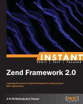 Instant Zend Framework 2.0