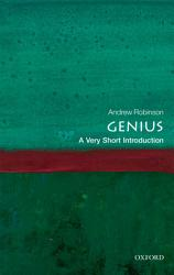 Genius A Very Short Introduction Book PDF