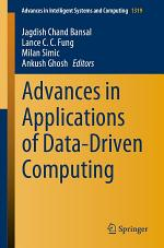 Advances in Applications of Data-Driven Computing