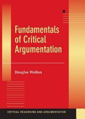Fundamentals of Critical Argumentation