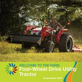 Four-Wheel Drive Utility Tractor