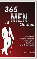 365 Men Quotes