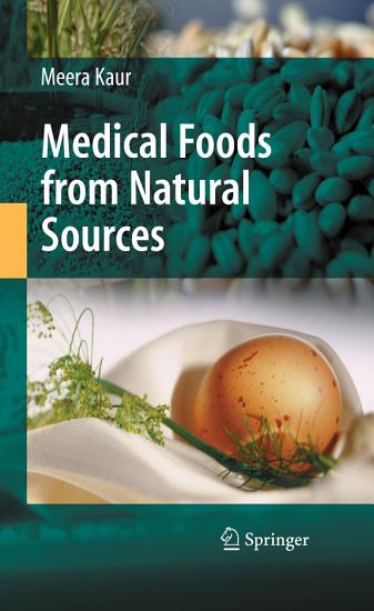 Medical Foods from Natural Sources PDF