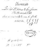 Acerca de un nuevo metodo de curar las fistulas urinarias: Observacion que leyó Dn. Antonio de San Germán el dia 3 de noviembre de 1830 [sic]