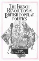 The French Revolution and British Popular Politics PDF