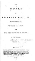 The Works of Francis Bacon  Law tracts  Maxims of the law PDF