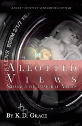 Allotted Views: A short story of voyeuristic erotica