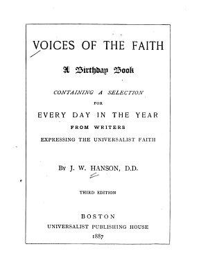 Voices of the Faith