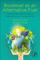 Biodiesel as an Alternative Fuel
