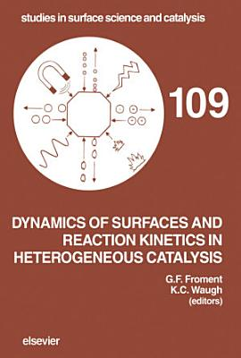 Dynamics of Surfaces and Reaction Kinetics in Heterogeneous Catalysis