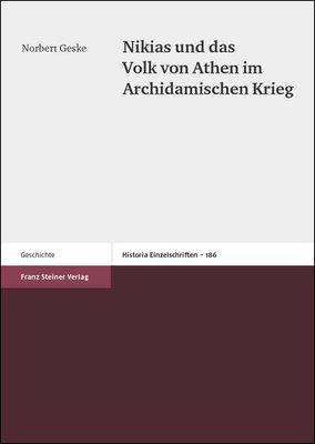 Nikias und das Volk von Athen im Archidamischen Krieg PDF