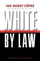 White by Law PDF