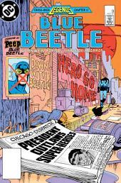 Blue Beetle (1986-) #9