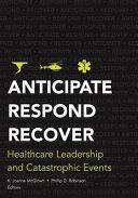 Anticipate  Respond  Recover PDF