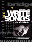 Download How to Write Songs on Guitar Book