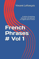 French Phrases # Vol 1