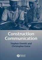 Construction Communication PDF