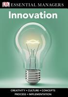 DK Essential Managers  Innovation PDF
