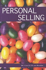 Personal Selling Book