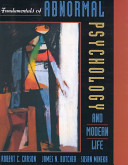 Fundamentals of Abnormal Psychology and Modern Life PDF