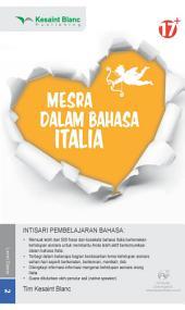 Mesra dalam Bahasa Italia