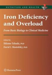 Iron Deficiency And Overload Book PDF