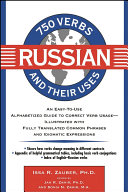 750 Russian Verbs and Their Uses PDF