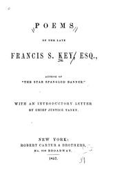 Poems of the Late Francis S. Key