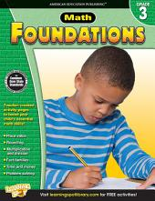 Math Foundations, Grade 3