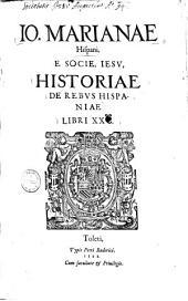 Historiae de rebus Hispaniae libri XX