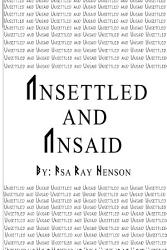 Unsettled And Unsaid Book PDF
